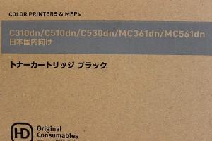 ■新品■OKI トナーカートリッジ ブラックTNR-C4HK1■純正品■ (2)