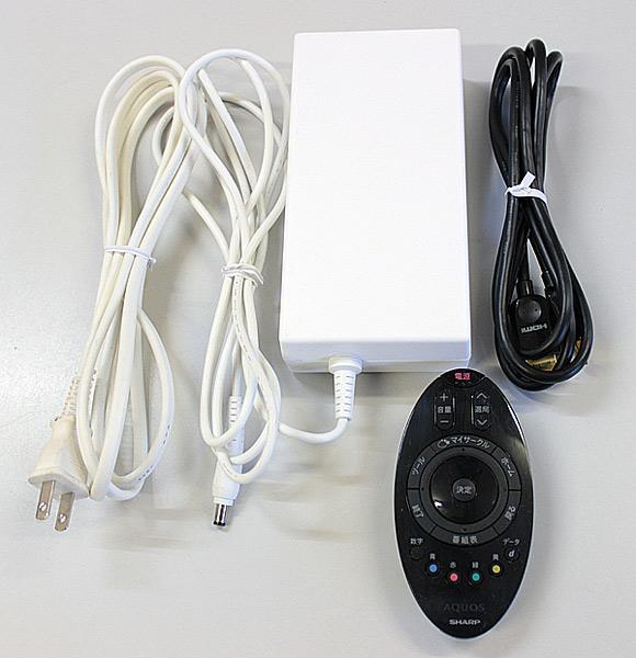 AQUOS■52型モニター&ブルーレイセット■LC-52F5■BD-S520■ (3)