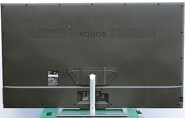 AQUOS■52型モニター&ブルーレイセット■LC-52F5■BD-S520■ (2)