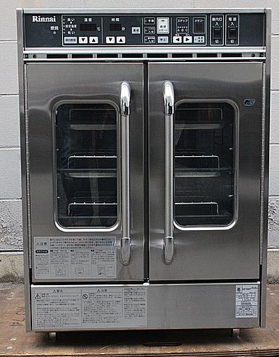 ■リンナイ■ガス高速オーブン■RCK-20BS3■都市ガス用■ (2)