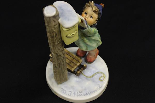 ■Goebel ゲーベル■フンメル人形■Letter to Santa Claus #340