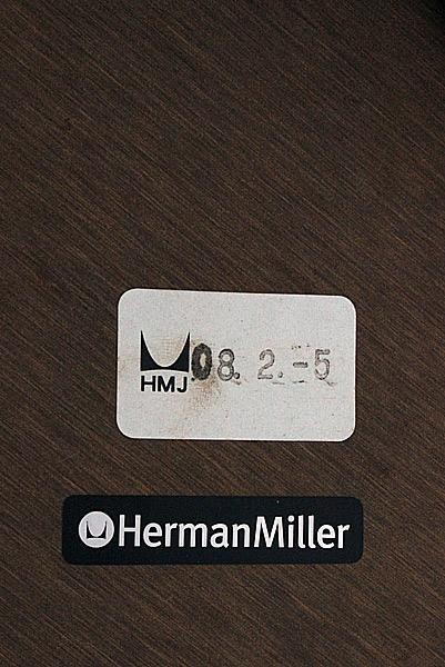 ■ハーマンミラー■イームズ■コントラクトテーブル■丸型■ (3)
