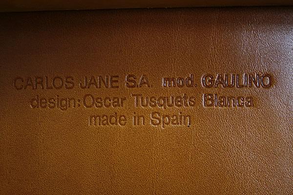 ■Gaulino ガウリーノ■oscar tusquets blancaデザインチェア1■ (3)