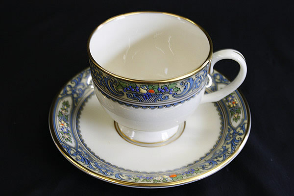 ■LENOX■レノックス■AUTUMN■オータム■コーヒーカップアンドソーサー■ (2)