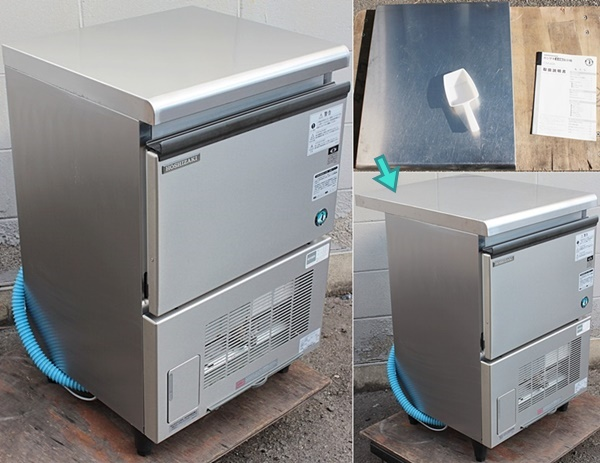 ■ホシザキ■業務用 チップアイス 製氷機■60kg■CM-60A■