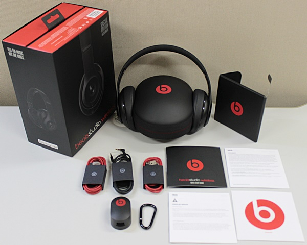 ■beats studio■wireless Bluetooth ヘッドホン■B0501■